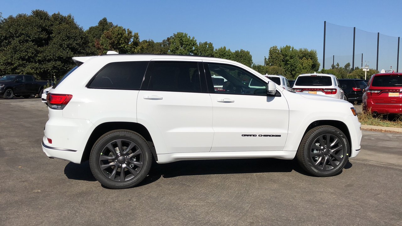 New 2019 Jeep Grand Cherokee High Altitude Sport Utility In Costa 2011 Four Pin Trailer Towing Connector