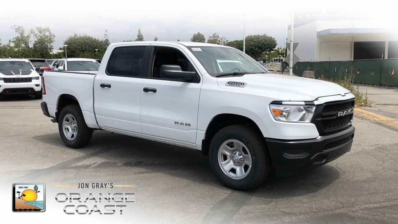 New 2019 Ram All New 1500 Tradesman Crew Cab In Costa Mesa Rm90076