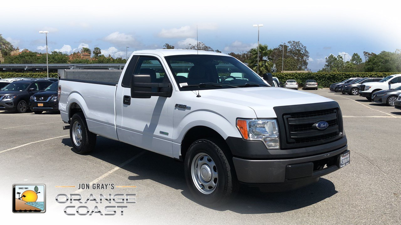 Pre-Owned 2014 Ford F-150 XL W/HD PAYLOAD P