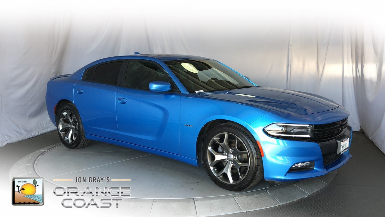 Pre Owned 2015 Dodge Charger Rt 4dr Car In Costa Mesa Pj13632 2012 Ram Airbag Light