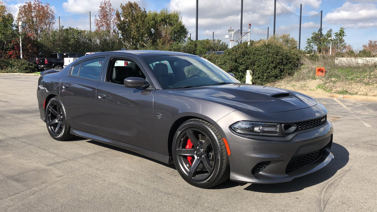 Charger Srt Hellcat >> New 2019 Dodge Charger Srt Hellcat Sedan In Costa Mesa Ch91107