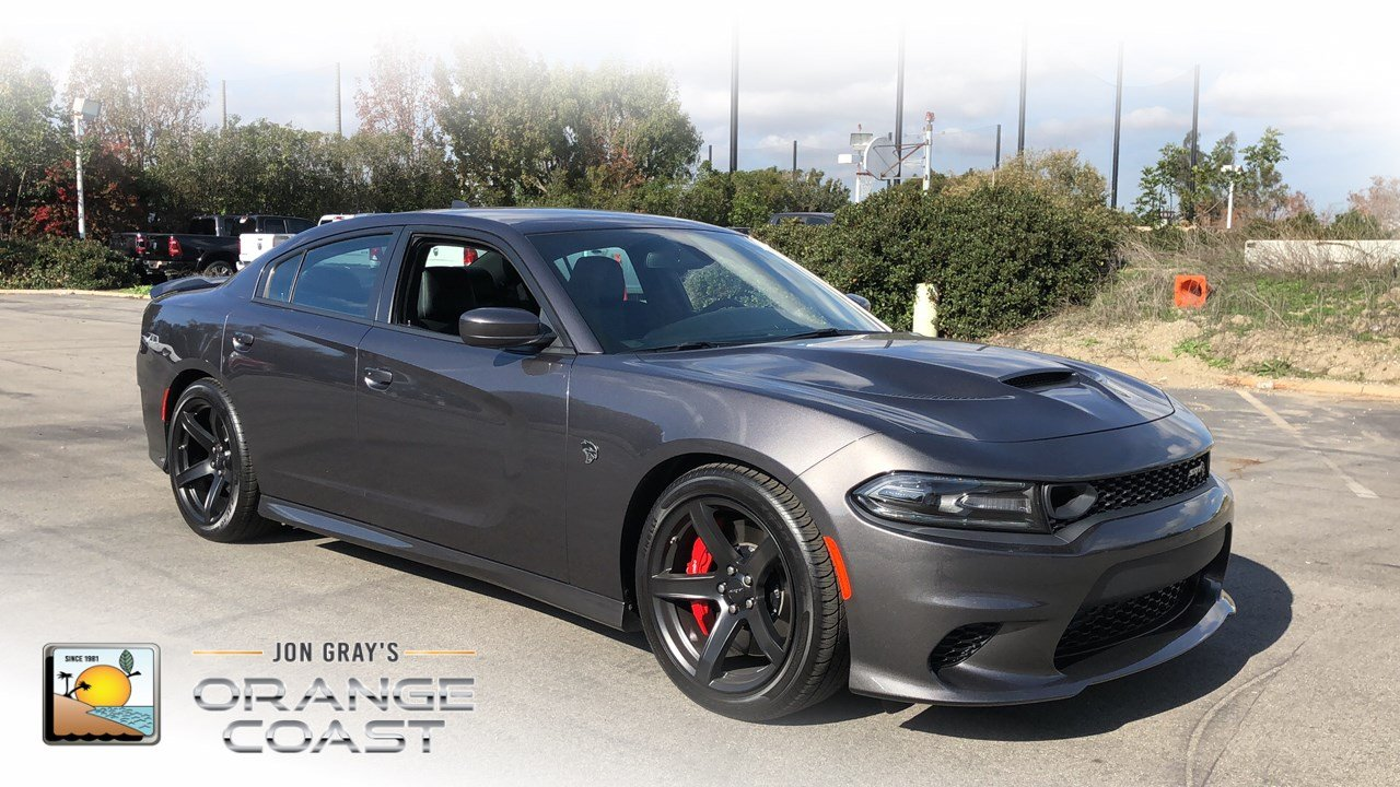 Dodge Charger Srt >> New 2019 Dodge Charger Srt Hellcat Sedan In Costa Mesa Ch91107