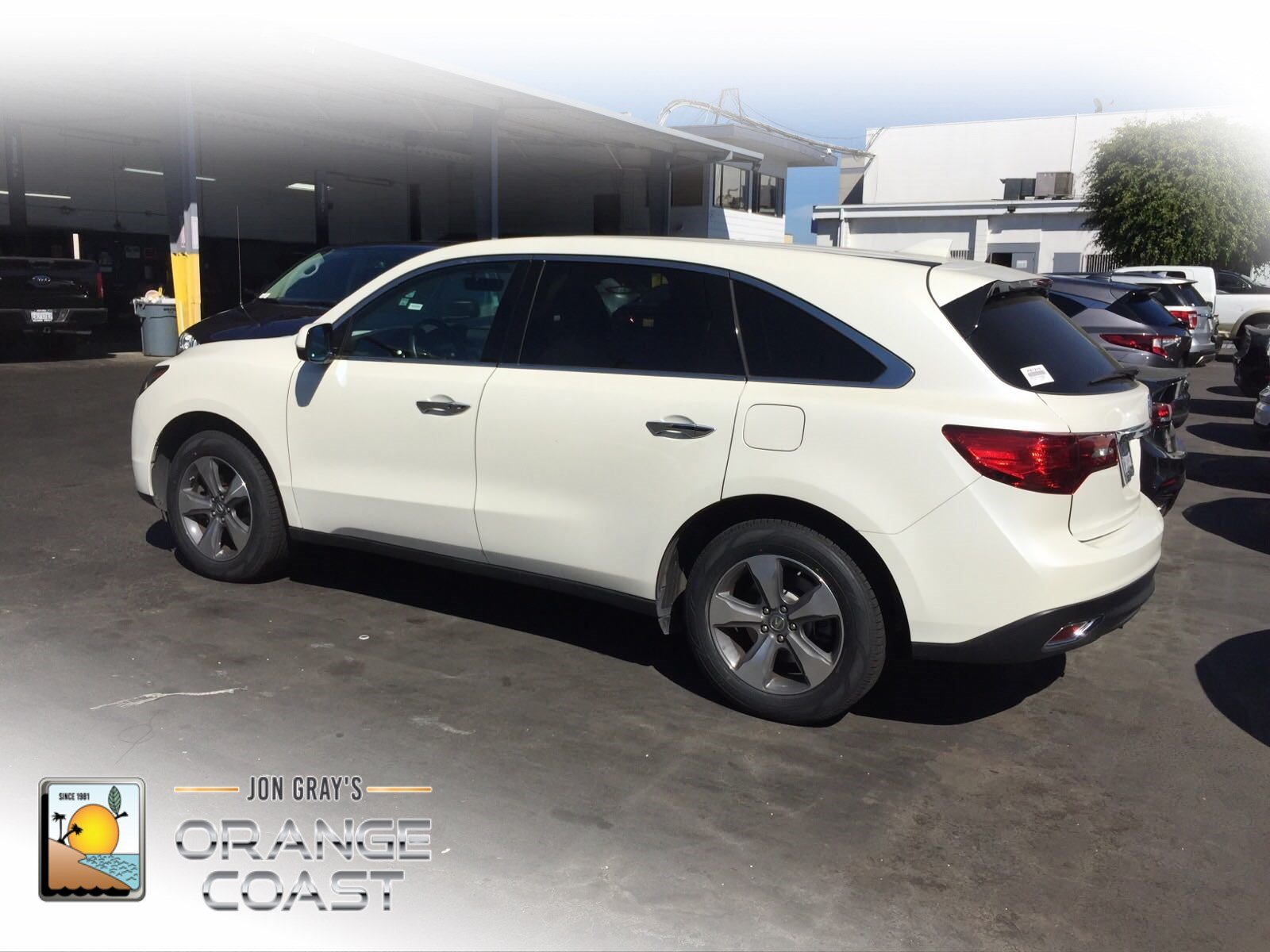 PreOwned Acura MDX DR FWD Sport Utility In Costa Mesa PA - Acura mdx pre owned