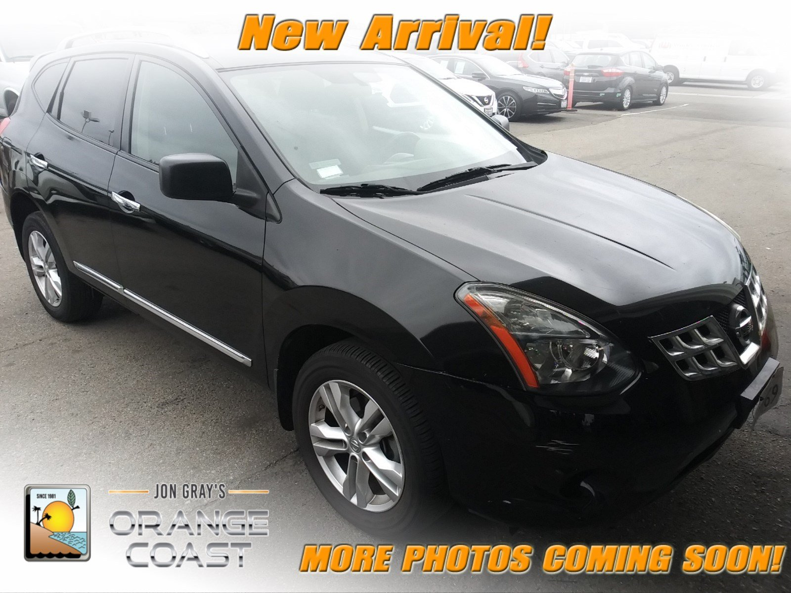 Nissan Rogue Select >> Pre Owned 2015 Nissan Rogue Select S Sport Utility In Costa Mesa