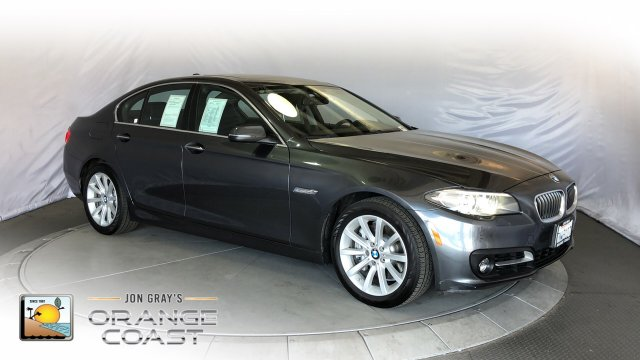 Pre-Owned 2015 BMW 5 Series 535d