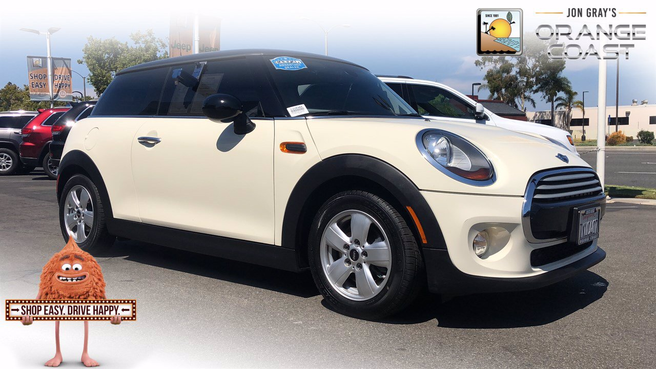 Pre-Owned 2015 MINI Cooper Hardtop 2DR CPE NAVIGATION