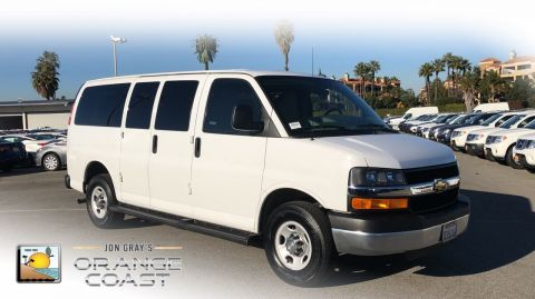 Pre-Owned 2014 Chevrolet Express Passenger LT