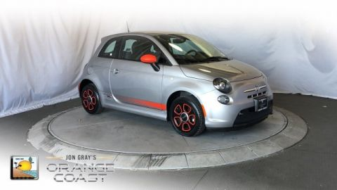 Pre-Owned 2016 FIAT 500e 2DR HB