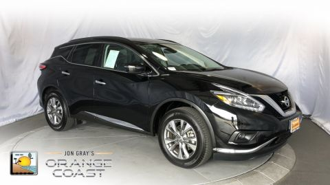 Pre-Owned 2018 Nissan Murano SV