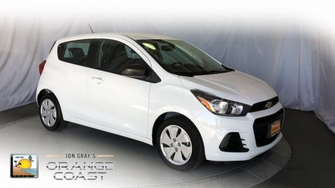 Pre-Owned 2018 Chevrolet Spark LS